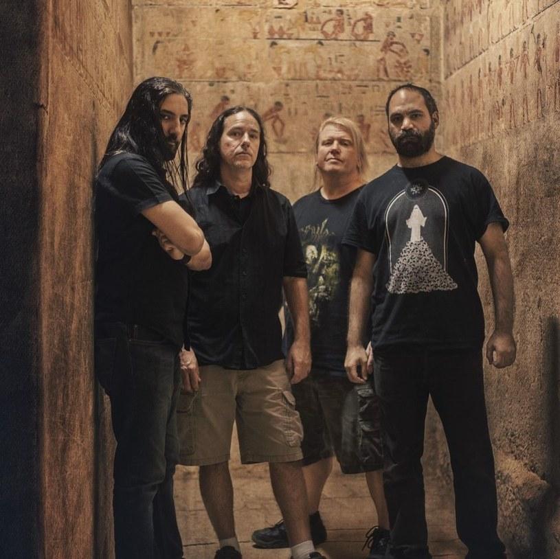 """""""The Serapenum"""" - tak brzmieć będzie tytuł nowego dokonania deathmetalowego projektu Nader Sadek."""