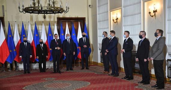 Prezydent Andrzej Duda podjął decyzję, że dokona zmian w składzie Rady Ministrów we wtorek o godzinie 14.00 - poinformował w poniedziałek rzecznik prezydenta Błażej Spychalski.
