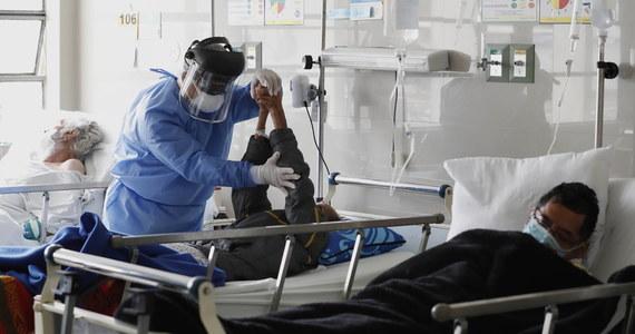 Wojewódzki Szpital Specjalistyczny w Tychach w województwie śląskim przeznaczony dla pacjentów z koronawirusem, którzy wymagają specjalistycznego leczenia, jest przepełniony. Na niektórych oddziałach nie ma już wolnych łóżek.