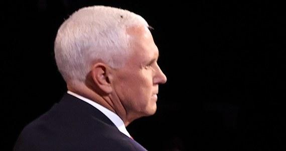 Wiceprezydent Mike Pence kontra senator Kamala Harris. W Salt Lake City odbyło się jedyne bezpośrednie starcie kandydatów na wiceprezydenta USA przed nadchodzącymi wyborami. Wśród tematów był oczywiście koronawirus, a także polityka zagraniczna. Dużą popularność w sieci zdobyło nagranie, na którym widać muchę, która przez ponad dwie minuty siedziała na głowie Pence'a w czasie debaty.