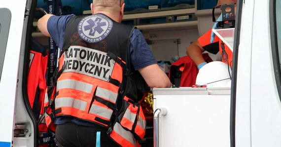 """""""Wulgarne słowa cisną mi się na usta"""" - mówi jeden z ratowników medycznych, którzy wczoraj dostali zlecenie transportu dziecka do szpitala w Ząbkowicach Śląskich. Mały pacjent był w stanie zagrożenia zdrowia i życia."""