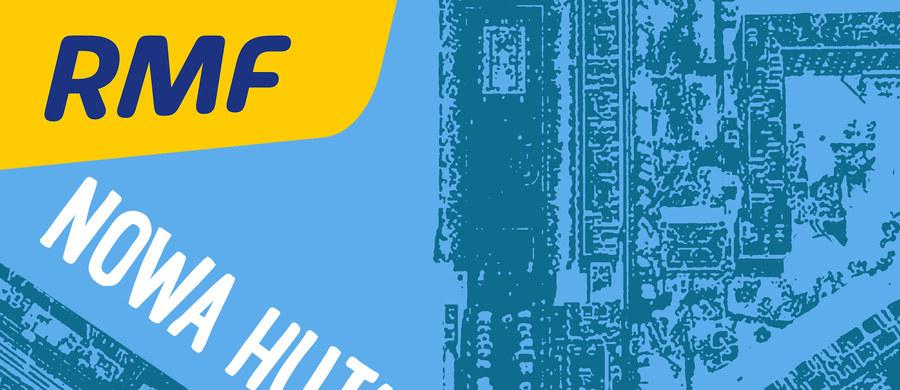"""Dziś premiera nowego podcastu w RMF On. """"Nowa Huta, krok po kroku"""". To subiektywny przewodnik po wyjątkowej dzielnicy Krakowa. Na podcast w każdy piątek zaprasza dziennikarz RMF FM Bogdan Zalewski."""