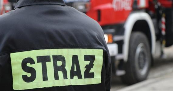 63-letni mężczyzna ranny po wybuchu gazu w domu we wsi Czarnowo w gminie Krosno Odrzańskie w woj. lubuskim. Eksplozja była tak silna, że zawaliła się części budynku. Poszkodowanego mężczyznę strażacy wydobyli z gruzowiska.