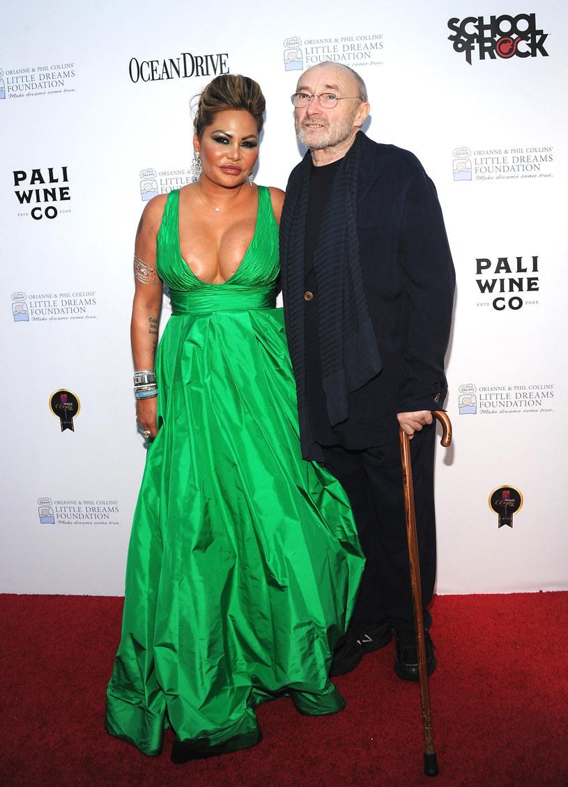 Phill Collins szykuje się na batalię z byłą żoną Orianne Cevey. Muzyk ponownie rozstał się ze swoją partnerką i zamierza zmusić eksżonę do opuszczenia jego domu.