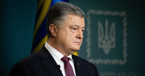 Poprawia się stan chorego na Covid-19 byłego prezydenta Ukrainy Petra Poroszenki - podał portal Ukraińska Prawda, powołując się na współpracownika byłego szefa państwa.