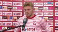 Polska - Włochy 0-0. Kamil Jóźwiak: Staramy się wymieniać pozycjami, by nie być czytelnym dla przeciwnika (POLSAT SPORT). Wideo