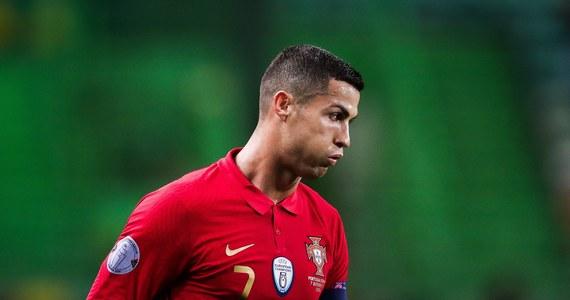 Cristiano Ronaldo uzyskał pozytywny wynik testu na koronawirusa. Piłkarz został odizolowany od pozostałych reprezentantów Portugalii - poinformował Portugalska Federacja Piłki Nożnej.