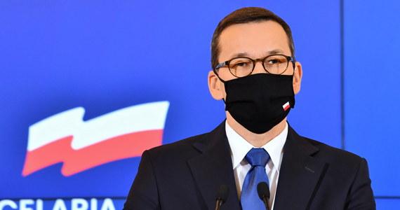 Konferencja premiera ws. nowych restrykcji: Zapraszamy na transmisję! - RMF 24