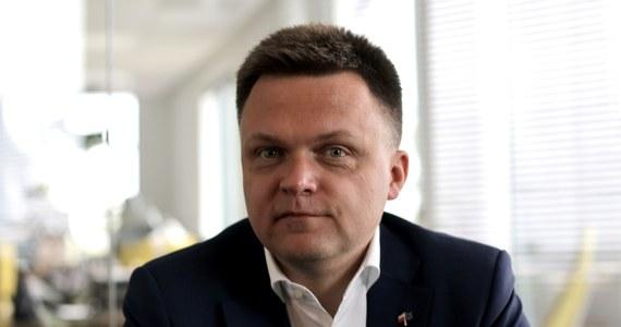 """Były kandydat na prezydenta Szymon Hołownia nie wróży sukcesu ruchowi Rafała Trzaskowskiego.  """"Nowa Solidarność ma amorficzną, efemeryczną strukturę, o której nie bardzo wiemy, do czego miałaby służyć"""" – stwierdził lider ruchu Polska 2050."""