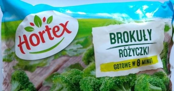 Główny Inspektor Sanitarny wydał ostrzeżenie dotyczące pozostałości pestycydu – chlorpiryfosu w partii mrożonych różyczek brokułów. Wdrożono procedury wycofania produktu z rynku.