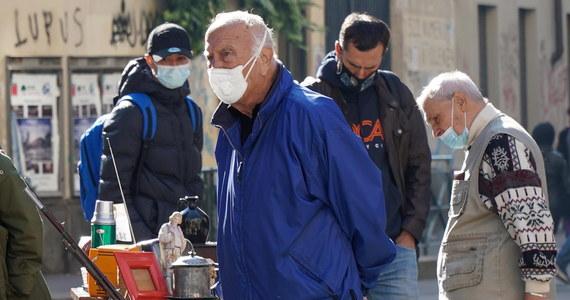 47 osób zmarło ostatniej doby we Włoszech na Covid-19. Zarejestrowano 10925 nowych zakażeń koronawirusem, tj. najwięcej od początku epidemii w kraju. Wykonano ponad 165 tys. testów, czyli też najwięcej jak dotąd - podało włoskie ministerstwo zdrowia.