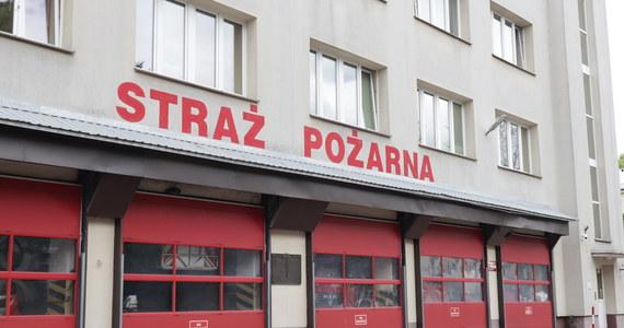 8-letni chłopiec wezwał pomoc, kiedy w jego domu w Łodygowicach w woj. śląskim wybuchł pożar. Nikomu - na szczęście - nic się nie stało.
