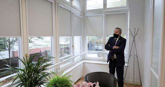Wicepremier, minister kultury, dziedzictwa narodowego i sportu Piotr Gliński - po ujemnym wyniku testu na Covid-19 - zakończył kwarantannę - poinformował resort w niedzielę.