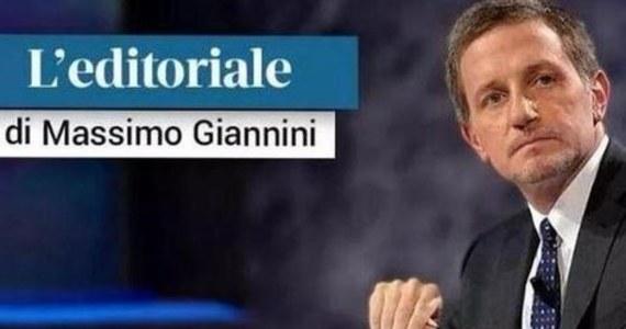 """We włoskim dzienniku """"La Stampa"""" opublikowany został w niedzielę na pierwszej stronie komentarz jego redaktora naczelnego Massimo Gianniniego, napisany na oddziale intensywnej terapii. Dziennikarz trafił tam pięć dni temu, po wykryciu u niego koronawirusa."""