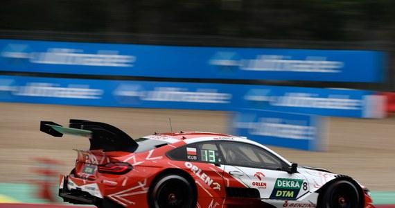 Robert Kubica zajął trzecie miejsce w niedzielnym wyścigu serii DTM na belgijskim torze Zolder. To jego najlepszy wynik w tym sezonie!