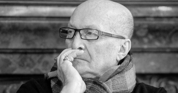 Nie żyje Wojciech Pszoniak, wybitny polski aktor filmowy i teatralny. Artysta, znany m.in. z dzieł Andrzeja Wajdy, miał 78 lat.