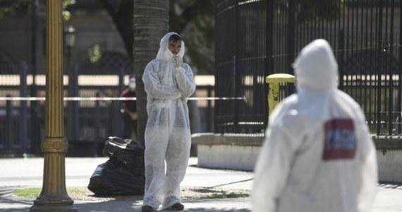 Argentyna stała się w poniedziałek piątym krajem na świecie, w którym liczba zakażonych koronawirusem przekroczyła milion. Ministerstwo zdrowia tego kraju poinformowało, że liczba wszystkich zakażeń wynosi 1 002 662, a bilans zgonów 26 718. W ciągu ostatnich 24 godzin obecność koronawirusa potwierdzono u kolejnych 12 982 osób. Odnotowano jednocześnie 451 zgonów z powodu Covid-19.