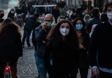 Włoski dziennik: Lombardia poddaje się i wywiesza białą flagę