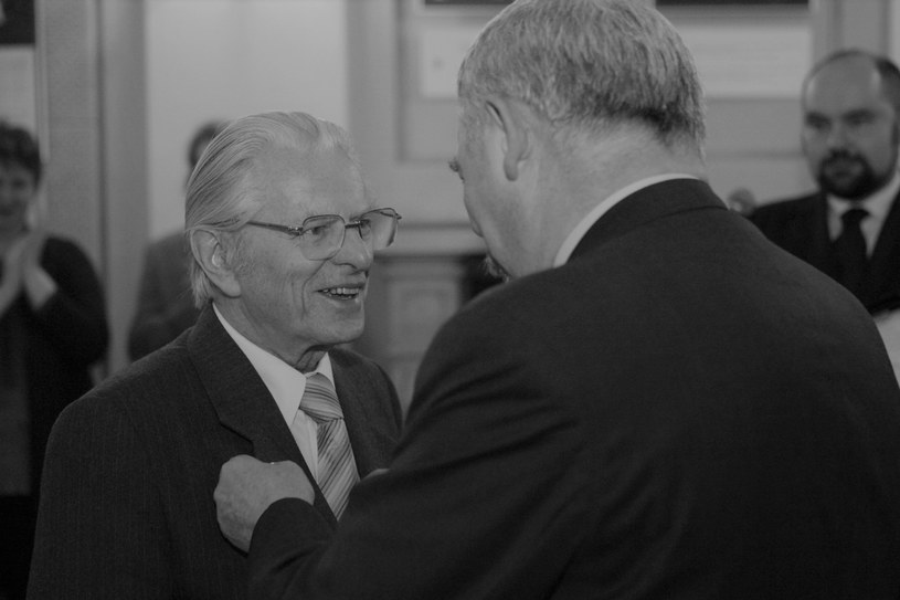 Nie żyje wybitny kompozytor, laureat wielu nagród krajowych i zagranicznych, Juliusz Łuciuk. Miał 93 lata.