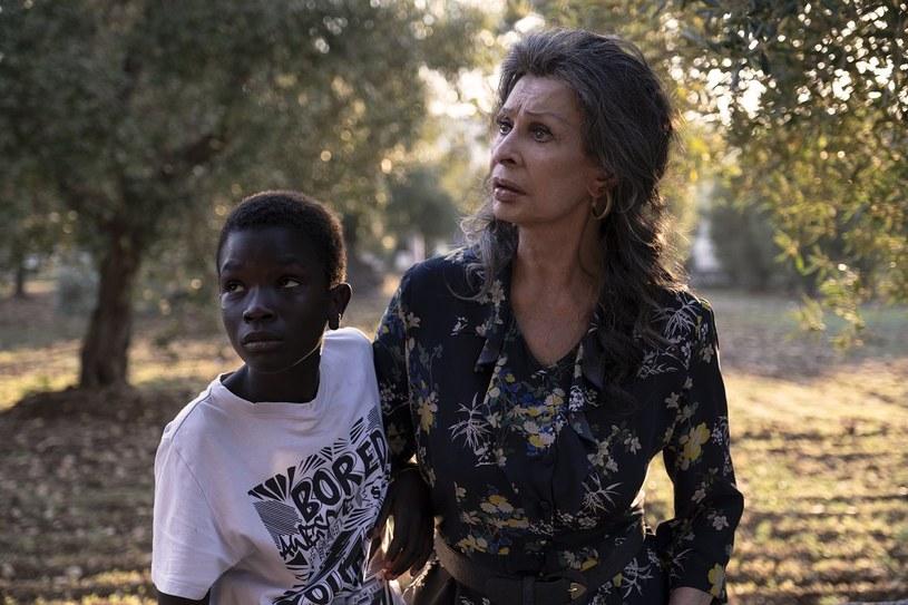 """13 listopada w ofercie Netflixa pojawi się film  """"Życie przed sobą"""" z główną rolą Sophii Loren. 86-letnia gwiazda wraca do pełnego metrażu po dekadzie przerwy."""