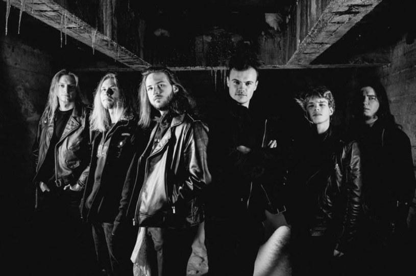 Zakopiańska grupa Frozen Night szykuje się do premiery pierwszej płyty.