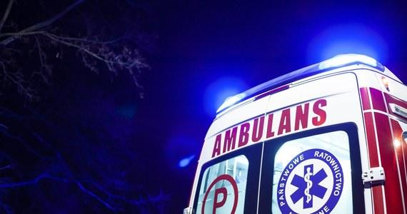 36-letnia kobieta w zaawansowanej ciąży nie żyje, a jej 3-letnia córka walczy o życie po wypadku, do którego doszło na drodze w Gilowicach na Żywiecczyźnie. Uderzył w nie osobowy hyundai prowadzony przez 68-latka – podała policja w Żywcu.