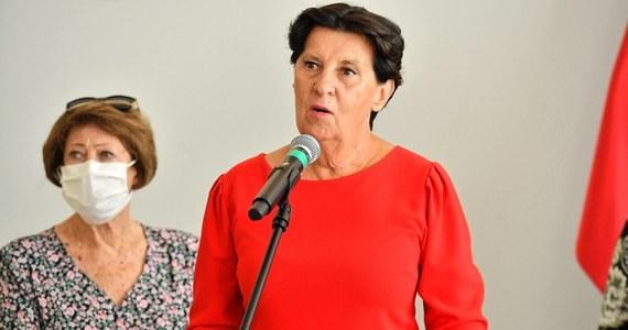 Senator Ewa Matecka (KO) z Ostrowa Wlkp. została zakażona koronawirusem. O swojej chorobie poinformowała na Facebooku.