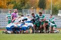 Ekstraliga rugby. Ciekawie w Sochaczewie, bez emocji w Gdańsku