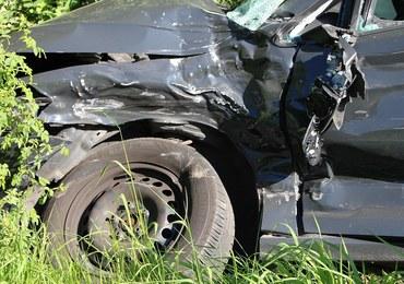 Pijany kierowca audi zderzył się z… pijanym kierowcą audi