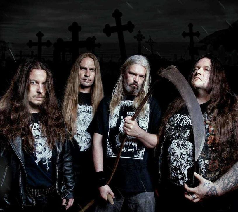 """""""Necroceros"""" - taki tytuł nosić będzie nowy album Asphyx."""
