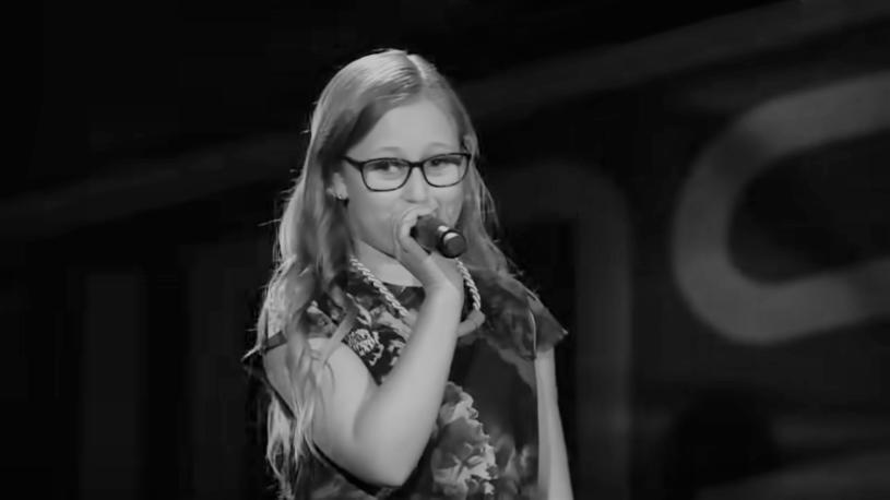 """Zmarła młoda wokalistka, która dała poznać się szerszej publiczności przez udział w programie """"The Voice Kids"""". Miała raka mózgu."""