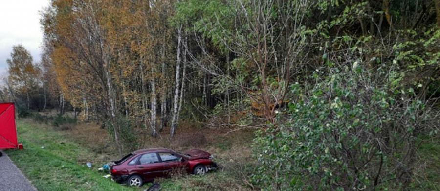 75-letnia kobieta zginęła w wypadku, do którego doszło po południu na drodze krajowej 73 w Piotrkowicach w powiecie kieleckim. Ze wstępnych ustaleń policji wynika, że zarówno kierowca samochodu, jak i pasażer auta, z którymi podróżowała starsza kobieta, byli pijani.