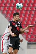 Bundesliga. Bayern zagra z Borussią bez Pavarda