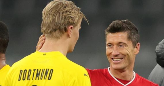 Dyrektor sportowy Borussii Dortmund Michael Zorc bardzo wysoko ocenia umiejętności Roberta Lewandowskiego. Uważa jednak, że 20-letni norweski piłkarz Erling Haaland jest lepszy od kapitana reprezentacji Polski w tym wieku.