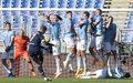 Lazio Rzym - Juventus Turyn 1-1 w meczu 7. kolejki Serie A. Grał Wojciech Szczęsny