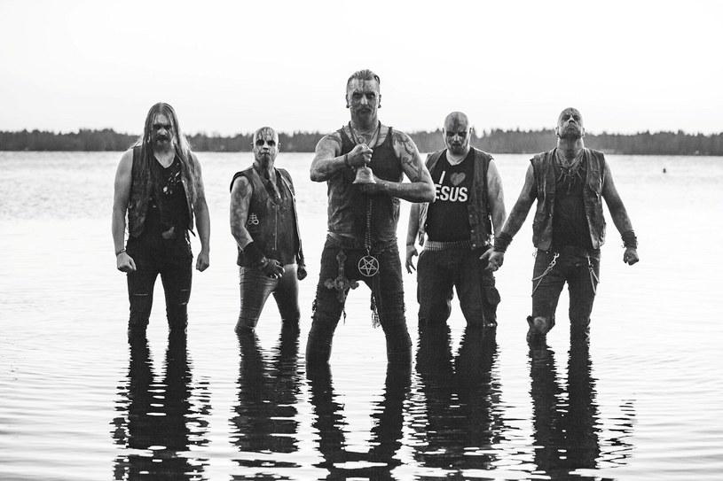 Już w grudniu w ręce fanów black metalu trafi nowa płyta fińskiej formacji Horna.