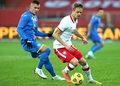 Polska - Ukraina 2-0. Gumny zakończył debiut kontuzją, są powody do niepokoju