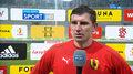 I LIGA. Jacek Kiełb: Mam nadzieję, że w kolejnych meczach będziemy wystrzegać się błędów. WIDEO