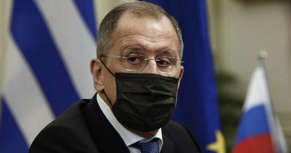 """Turecki kontyngent sił pokojowych nie zostanie skierowany do strefy konfliktu w Górskim Karabachu - powiedział minister spraw zagranicznych Rosji. Jego zdaniem niedopuszczalne jest ustalanie """"sztucznych terminów"""" określenia statusu Karabachu."""