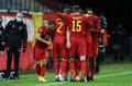 Belgia - Anglia 2-0 w 5. kolejce Ligi Narodów