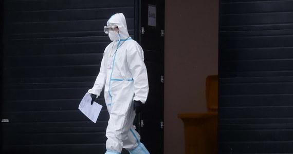 1 040 nowych przypadków zakażenia koronawirusem odnotowano w woj. warmińsko-mazurskim. Po raz pierwszy dzienna liczba osób z potwierdzonym dodatnim wynikiem na obecnośc SARS-CoV-2 przekroczyła w regionie 1 tys.