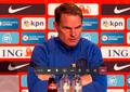 Polska - Holandia. Frank de Boer: Chcemy wygrać, być może Włochy się potkną. Bez Lewandowskiego też będzie ciężko