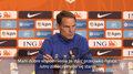 Frank de Boer wspomina mecze z Polakami. Wideo