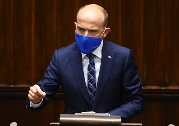"""Opozycja krytykuje Morawieckiego. """"Zdrajca interesu narodowego"""""""