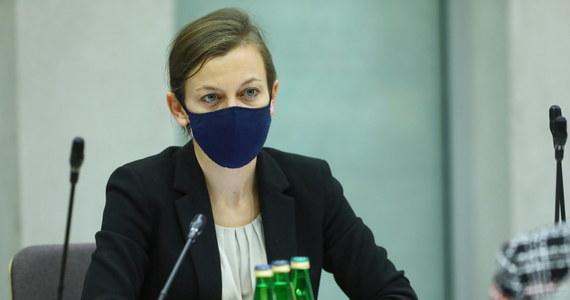 Sejm nie powołał Zuzanny Rudzińskiej-Bluszcz na Rzecznika Praw Obywatelskich. Jedyna kandydatka na to stanowisko nie uzyskała poparcia bezwzględnej większości głosów.