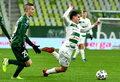 Lechia Gdańsk - Śląsk Wrocław 3-2 w meczu 9. kolejki PKO Ekstraklasy