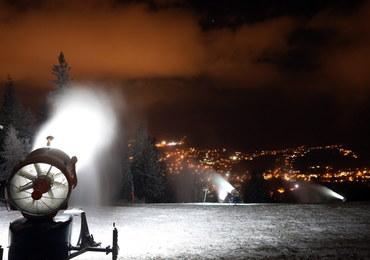 Na Podhalu rozpoczęło się naśnieżanie stoków. Kiedy ruszą wyciągi narciarskie?