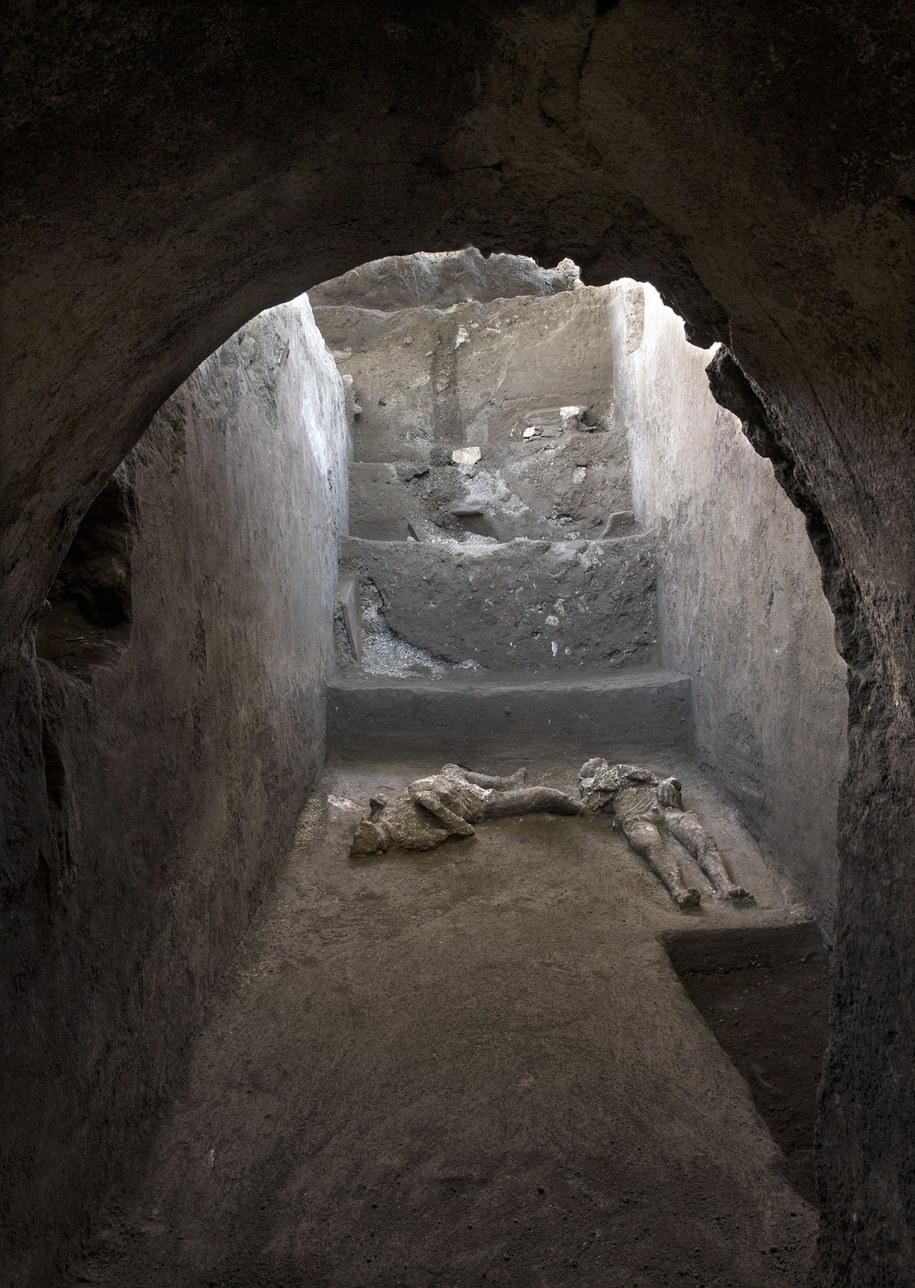 /Luigi Spina /Parco Archeologico  /PAP/EPA