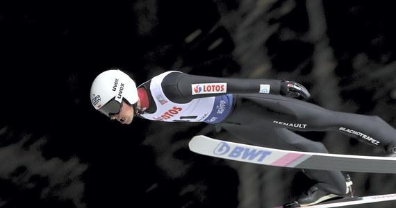Niemiec Markus Eisenbichler wygrał konkurs Pucharu Świata w skokach narciarskich w Wiśle. Najlepszy z Polaków - Piotr Żyła - wywalczył piątą lokatę.