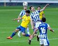 Primera Division. Lider z San Sebastian nie zwalnia tempa